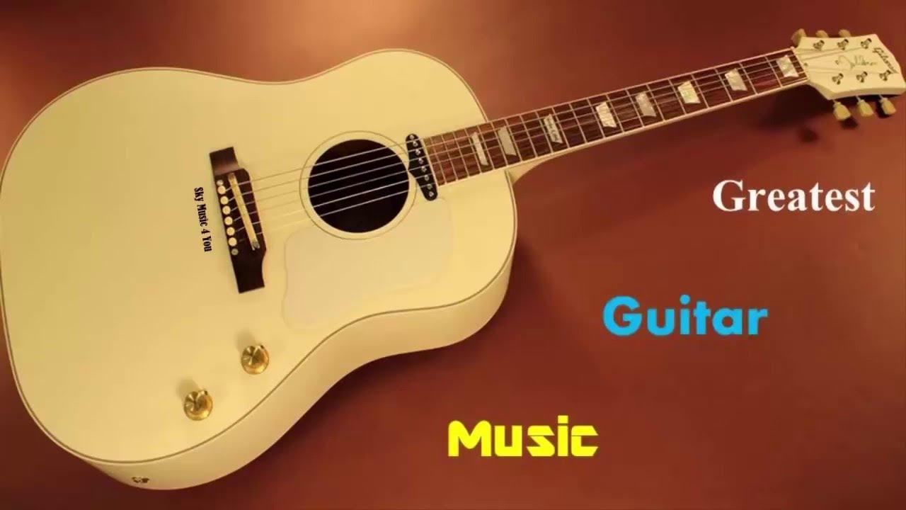 Beautiful Romantic Guitar Love Songs Ever - Soft Relaxing Instrumental  Guitar Music 2018