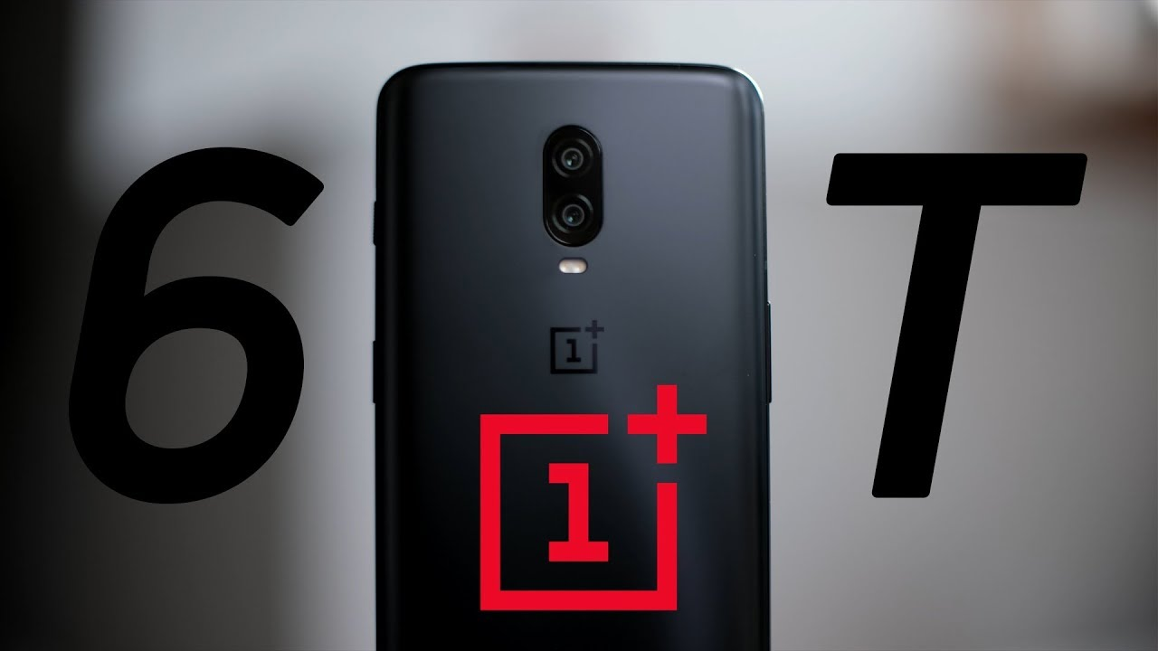 OnePlus 6T announced - here's everything you need to know