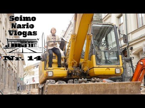 Seimo nario vlogas Nr. 14 - Vilniaus gatvė