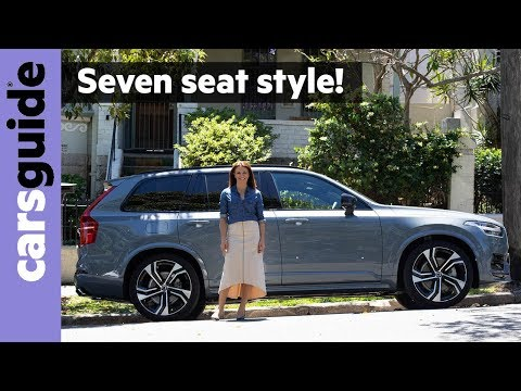 Volvo XC90 2020 Review: T6 R Design