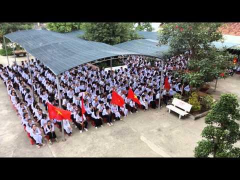 Lễ Khai Giảng 2014-2015 Trường THCS Bình Ninh