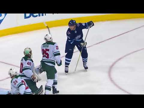 Minnesota Wild vs Winnipeg Jets - April 20, 2018 | Game Highlights | NHL 2017/18