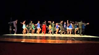 Dança surpresa ÁQUILA - XX Ginco - Objetivo Pirassununga - 2014