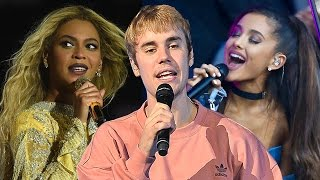 Justin Bieber & 6 Other Artists Who Sang In Spanish