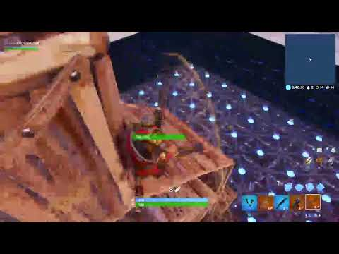 Fortnite PVP y Partys