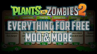 Plants vs Zombies 2 [EVERYTHING FOR 1 GEM  + MAX LVL + COSTUMES + FREE DOWNLOAD + NO ROOT]