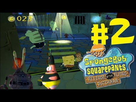 SpongeBob Revenge of the Flying Dutchman Level 2 (Downtown) (720p)