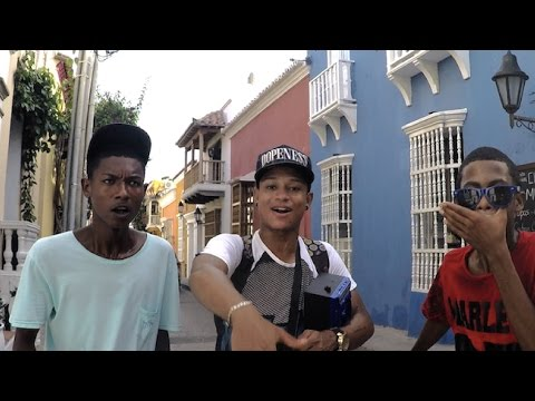 Day in the Life: Cartagena, Colombia