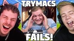Trymacs FAILS, aber nicht lachen
