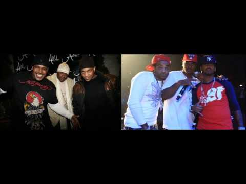 The Lox Ft. Jim Jones & Hell Rell – D-Block/Dipset (Throwback Banger)