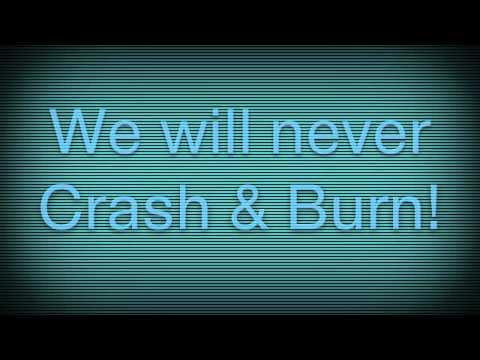 Crash & Burn Basshunter lyrics!