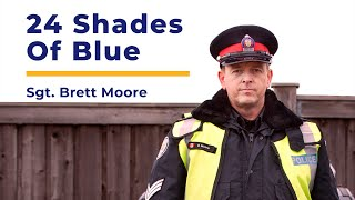24 Shades of Blue - Sergeant Brett Moore - e07