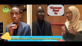 04 Taxaw Seet Lu :Journalisme En Langue Arabe Au Sénégal ..