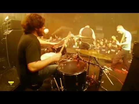 BONGRIPPER @ Ferrailleur (Nantes, France) Stoned Orgies & Metalorgie Show [Full Live Multi-Cam] 2016