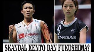 KLARIFIKASI SKANDAL KENTO MOMOTA VS YUKI BADMINTON JAPAN