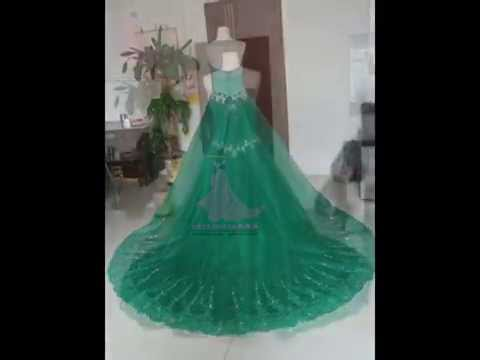 great~~wedding gown wedding bridal manufacture sweetday wedding dress