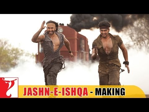 Making Of The Song - Jashn-e-Ishqa | Gunday | Ranveer Singh | Arjun Kapoor