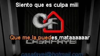 Josenid - No le pegues (Karaoke Casafayei DEMO)