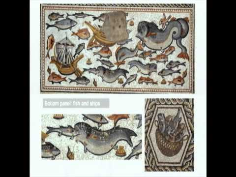 Christopher Lightfoot Lecture on Ancient Roman Mosaic from Lod, Israel