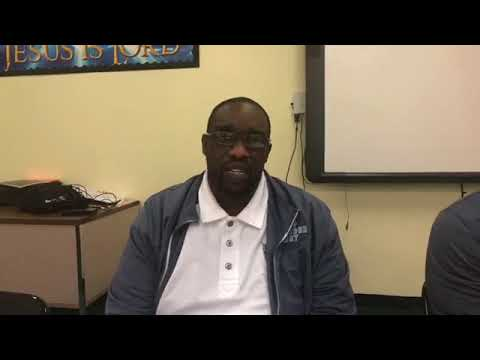 Interview with Lake Charles Charter Academy Franklin Shaw MIDDLE SCHOOL BOYS BASKETBALL Tony Chapman