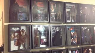 1/6 Hot Toy Collection Update April 2013