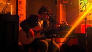 WINSTON SYNDROME - Indian Summer Sky - Live Le Motel 12/12/2010