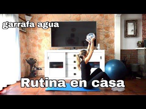 RUTINA: GLUTEOS en Casa / GLUTES at Home #SilvyFitиз YouTube · Длительность: 2 мин47 с