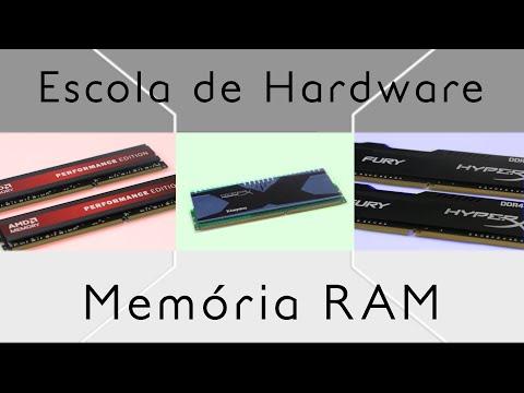 Memória RAM - Escola de Hardware - Episódio 3