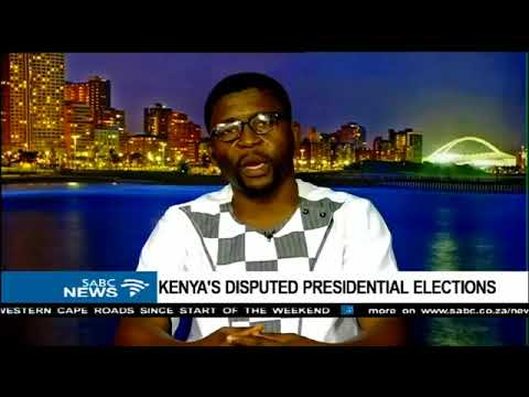 Charles Nyukonge on Kenya's Annulled Presidential Election