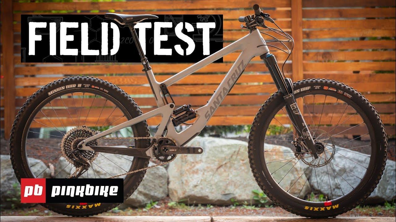 f5ad1e76da2 Field Test: Santa Cruz Bronson - Pinkbike