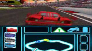 Cars 2 Nintendo DS Gameplay
