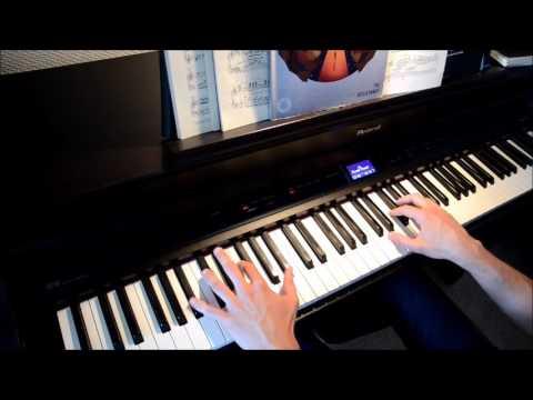 Muse - Piano - United States of Eurasia