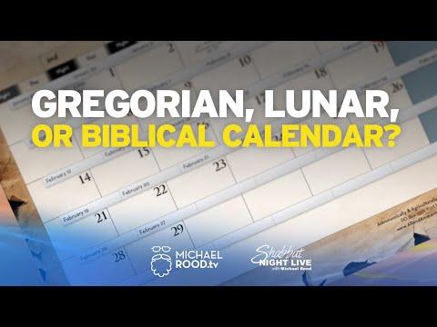 Gregorian Calendar, Lunar Calendar or Biblical Calendar? - Shabbat Night Live - 2/3/2017