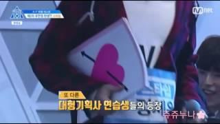 [ENGSUB] Produce 101 S2 EP2 Starship trainees' cut (full)