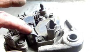 Експромт ремонт генератора в авто Рено Канго