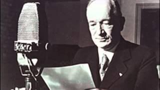 Projev Dr. Edvarda Beneše v Lidicích 10.6.1945