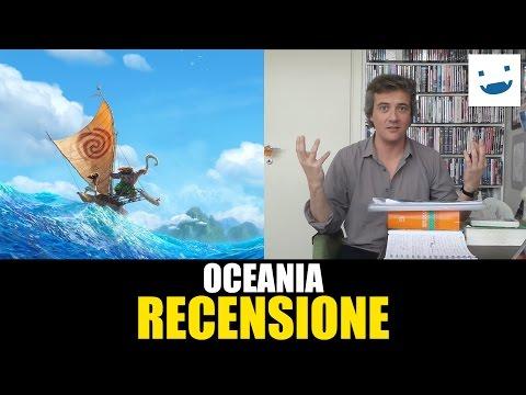 OCEANIA, di Ron Clements e John Musker | RECENSIONE