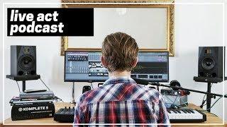 jak ZACZĄĆ TWORZYĆ muzykę? LiveAct Podcast #01
