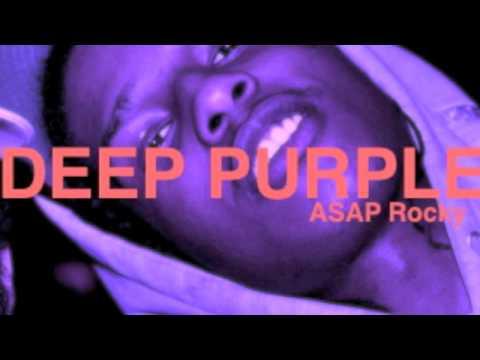 ASAP ROCKY -New york bittersweet symphony