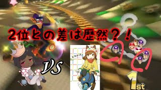 マリオカート8DXを現日本代表がやってみた! #6 【コラボ動画】