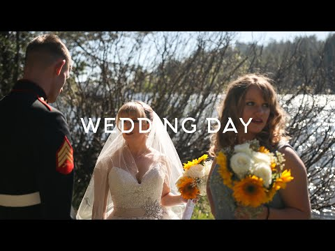 Huntington Lake Wedding | Makenzie + Daniel