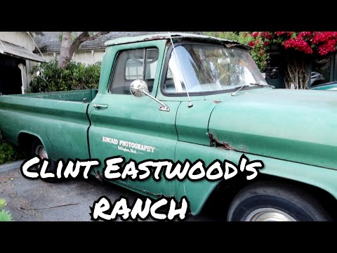 #1201 I Stayed At CLINT EASTWOOD Ranch In CARMEL! - Jordan The Lion Travel VLOG (11/30/19)