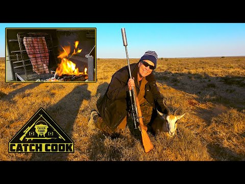 Karoo Hunt,  Stalking the grey ghost, Farewell South Africa | catch cook