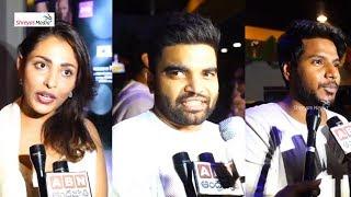 Evaru Movie Premier Show Celebrity Responses | Evaru Movie Review | Shreyas Media |