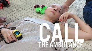 Ambulance called to pool ~ BC summer games