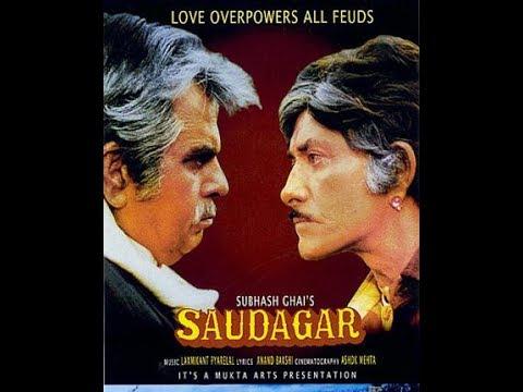 How Subhash Ghai brought Dilip Kumar & Raaj Kumar together for Saudagar!