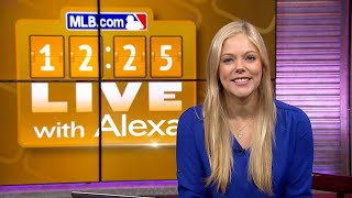 12:25 Live with Alexa Datt - 2/26/18: LoMo and J.D. join new teams thumbnail