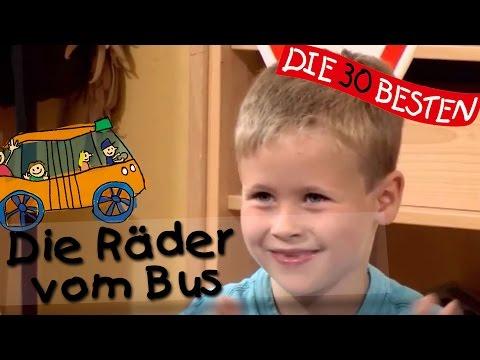 Die Räder vom Bus - Singen, Tanzen und Bewegen || Kinderlieder