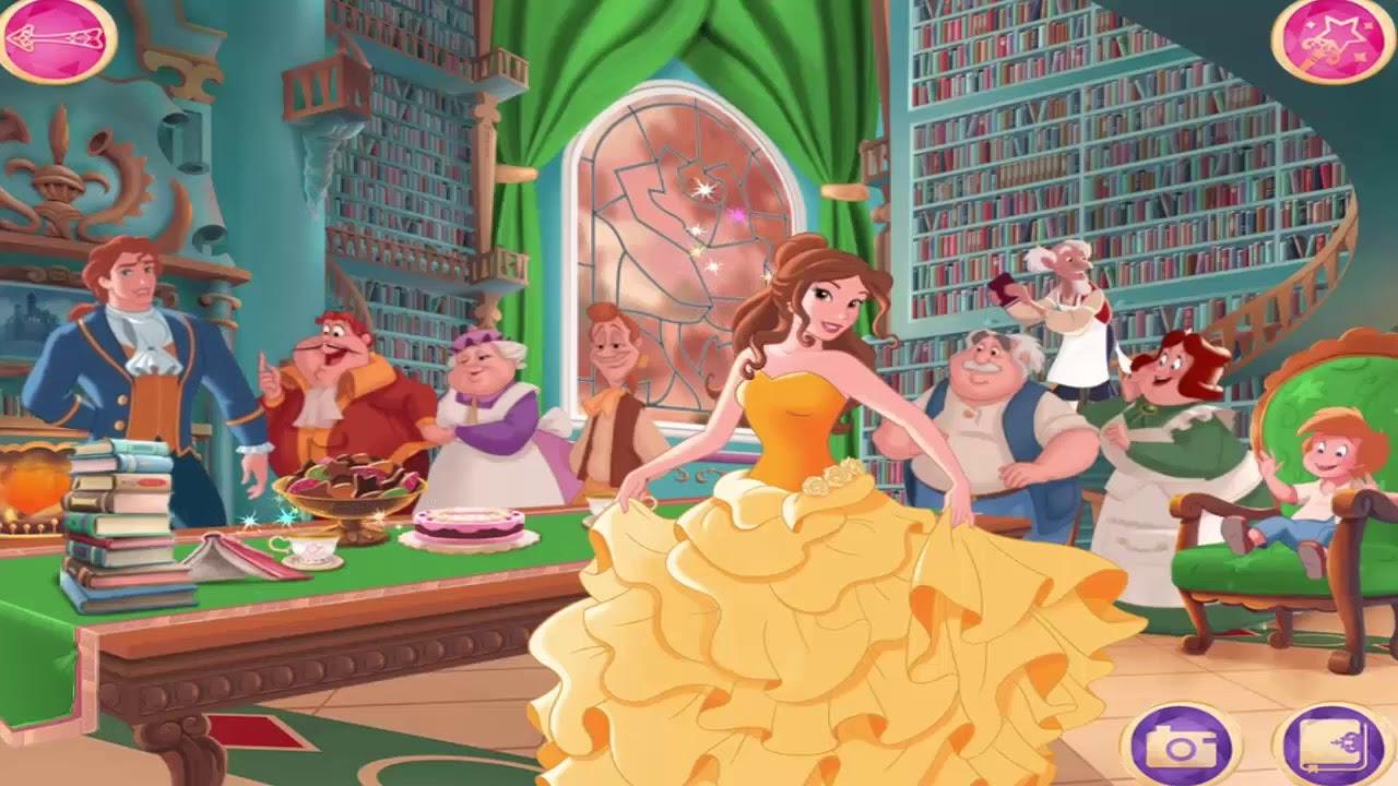 Download Disney Royal Celebrations | Princess Belle Celebrations |Celebrate With Your Favorite Princess 2017