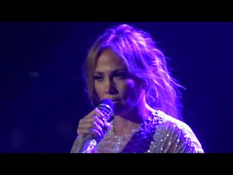 Jennifer Lopez JLo  I Hope You Dance  All I Have  Zappos  Las Vegas  Summer 2018 Concert